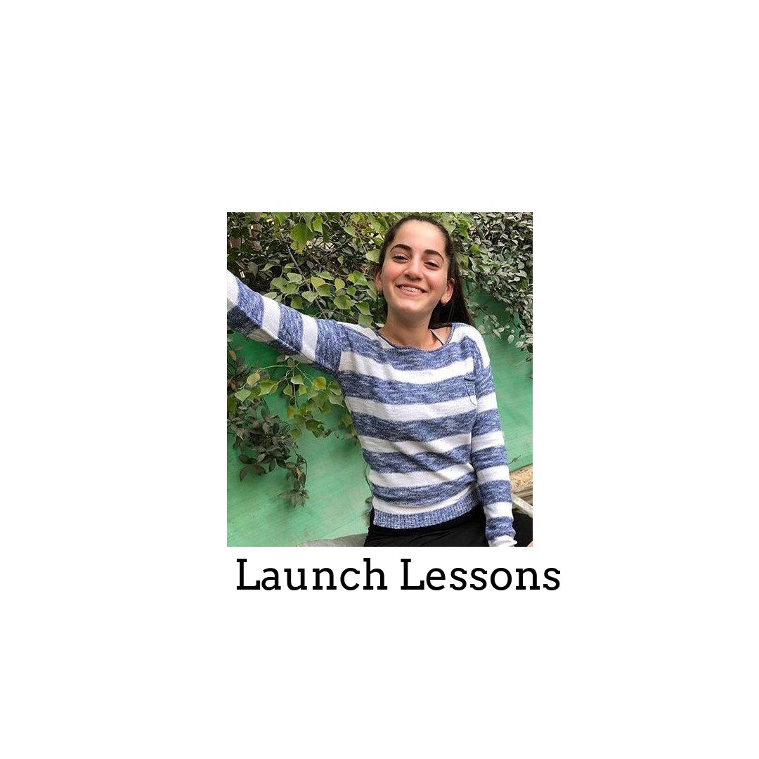 BOOK LAUNCH LESSONS
